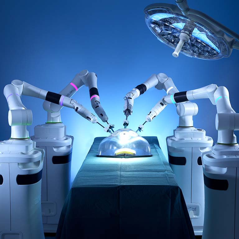 Versius surgical robotic system launches in first public hospital in France