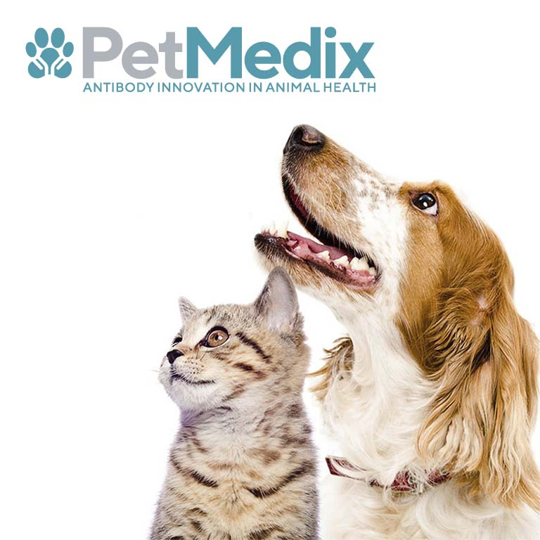 PetMedix: Bringing antibody therapies to cats and dogs