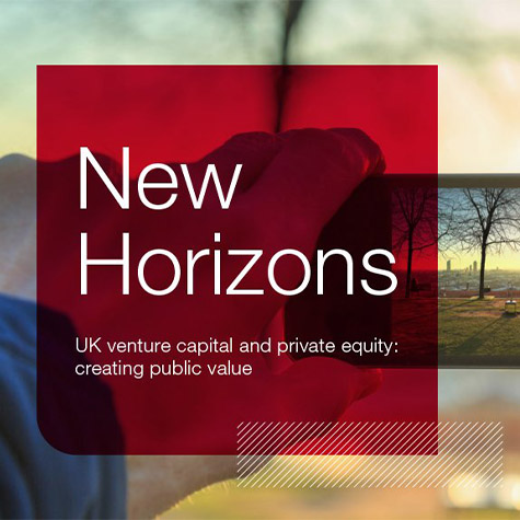 Private equity and venture capital to support the UK's economic recovery